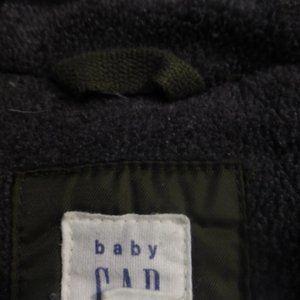 GAP Jackets & Coats - BABY GAP jacket hooded jacket with fleece lining